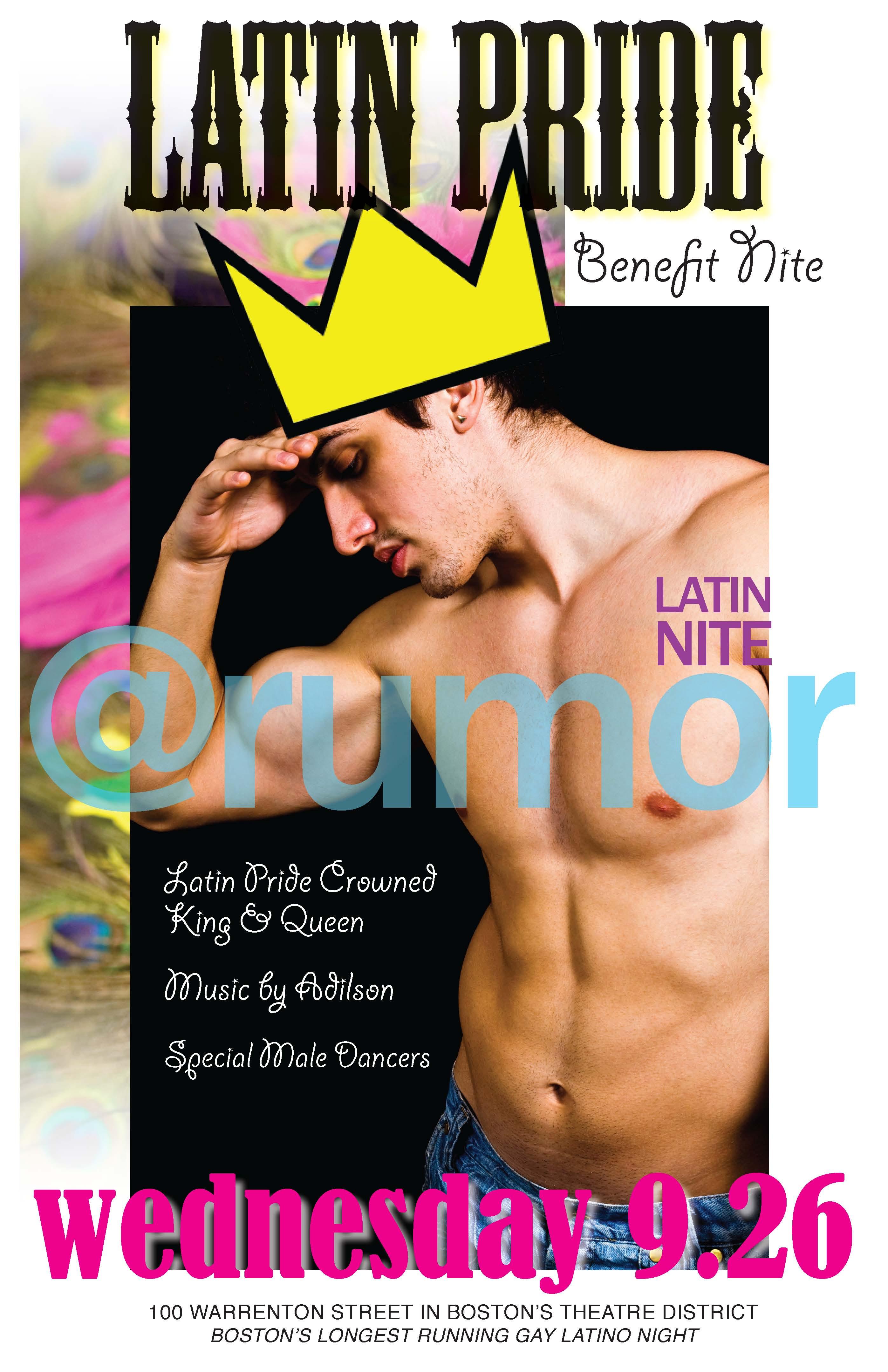 Latino Night @ Rumor