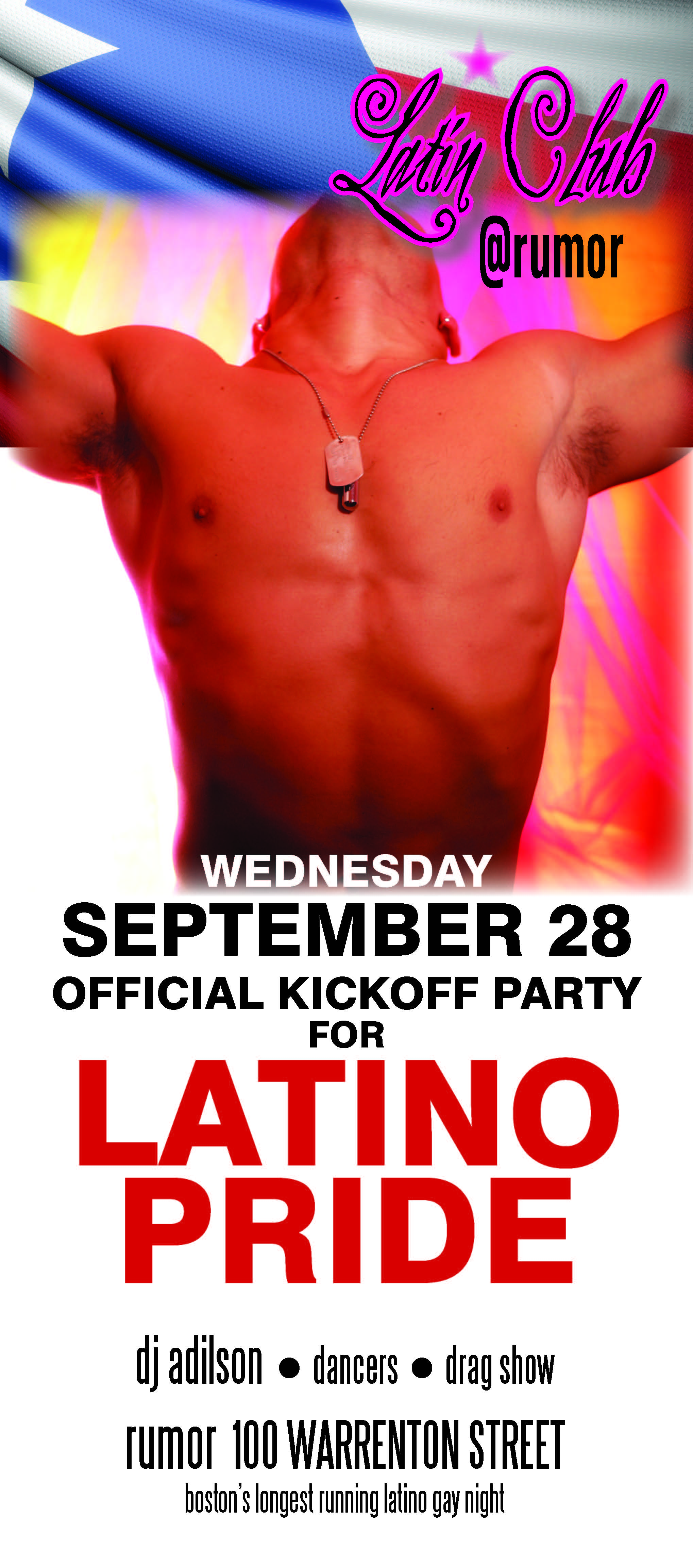 Gay latino night boston