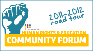 Human Rights and Education - 2011-2012 Community Forum Road Tour
