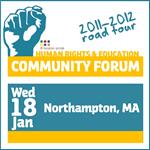 18 January 2012 Community Forum