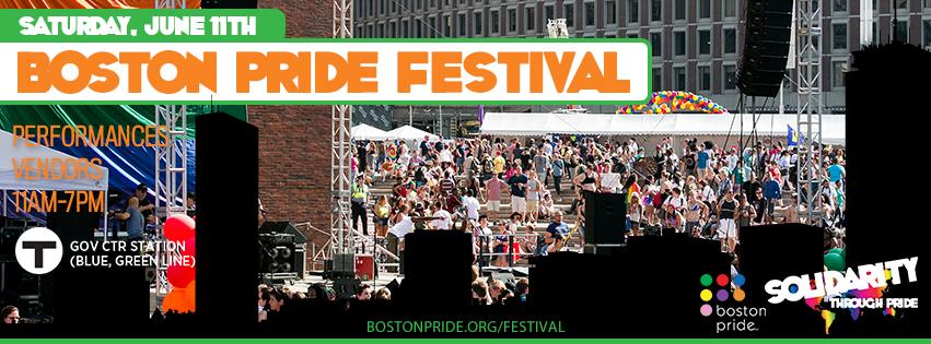 Boston Pride Festival