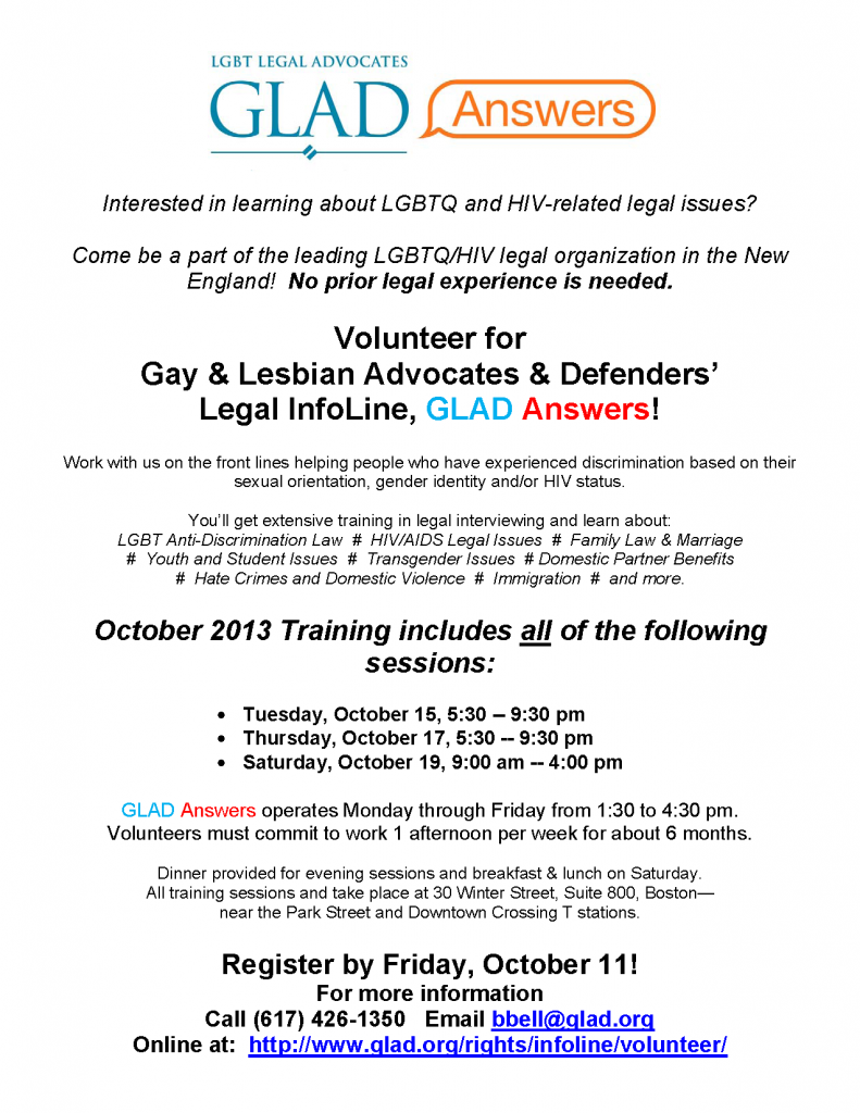 GLAD_Answers_Flyer