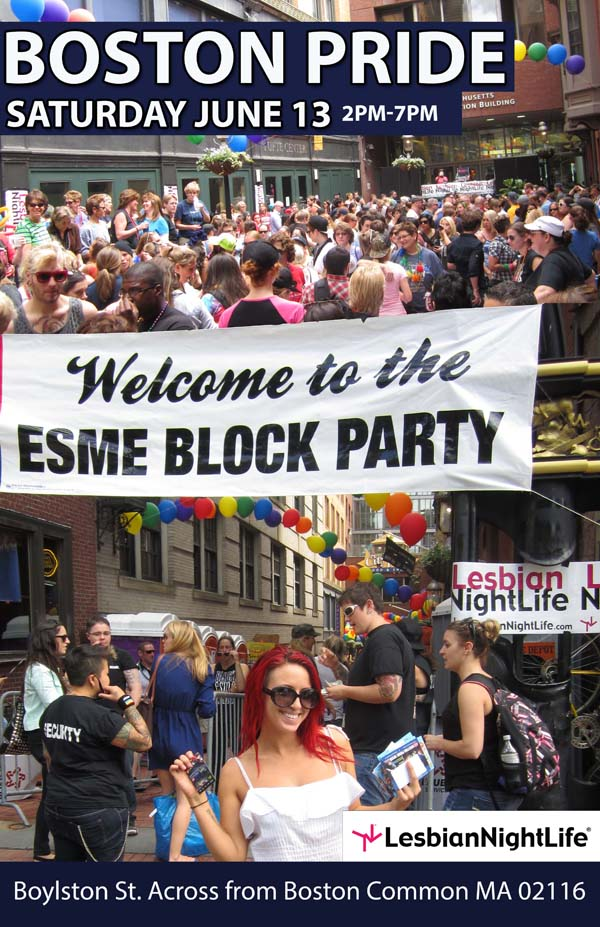 ESME Block Party