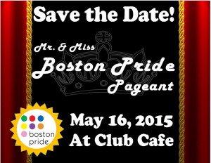 save the date pageant