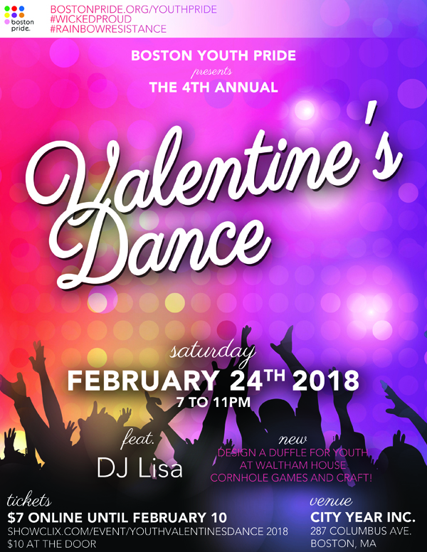 2018 Youth Valentine's Dance