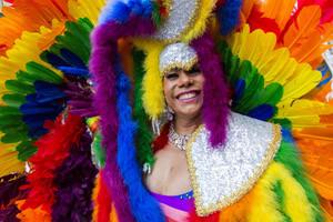 June 11, 2016. Boston, MA. 2016 Boston Pride Parade and Festival. © 2016 Marilyn Humphries