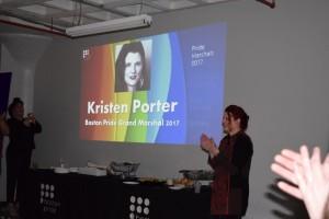 2017 Boston Pride Grand Marshal Kristen Porter
