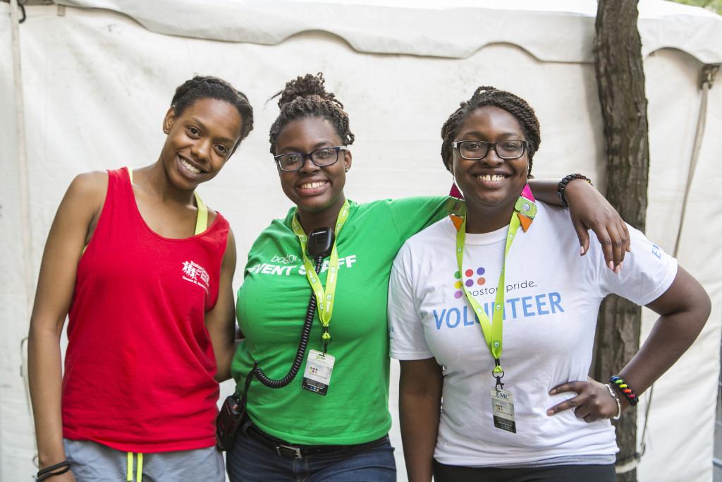 Volunteer for Pride!