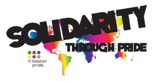 Boston Pride 2016 Theme Logo