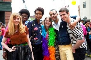 Diversity at Boston Pride