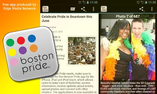 Boston Pride App