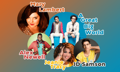 2014 Headliners