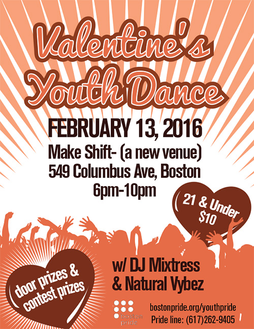 Valentine's Youth Dance 2016