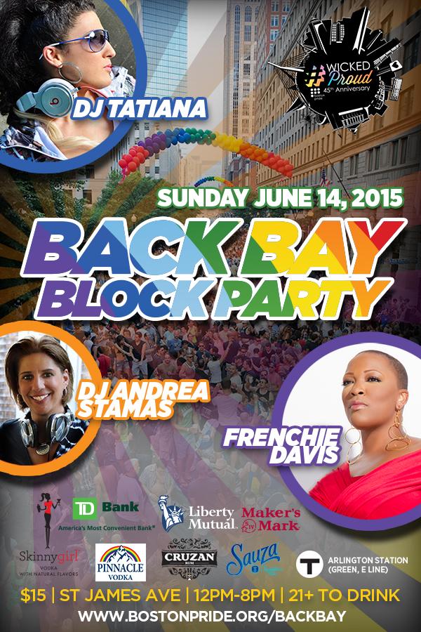 Back Bay Block Party
