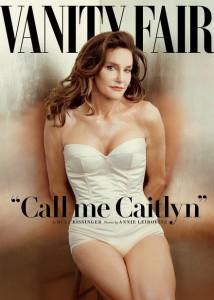 Caitlyn Jenner on the cover of Vanity Fair. Photo: Annie Leibovitz, Courtesy of Vanity Fair