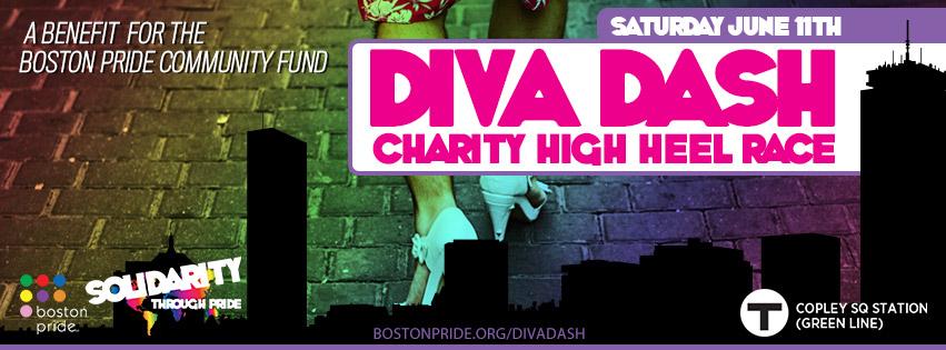 Boston Pride Diva Dash