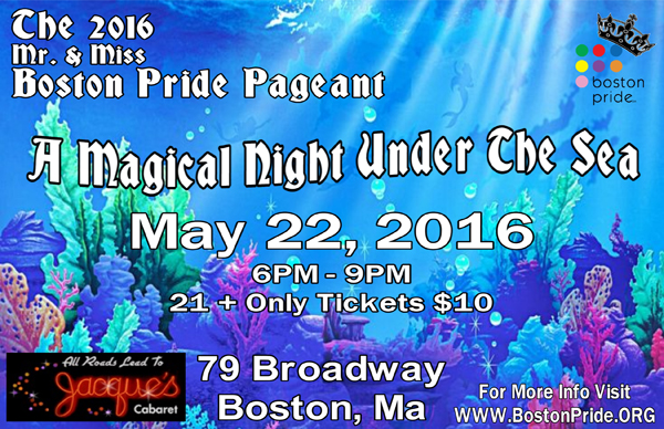 Boston Pride Pageant
