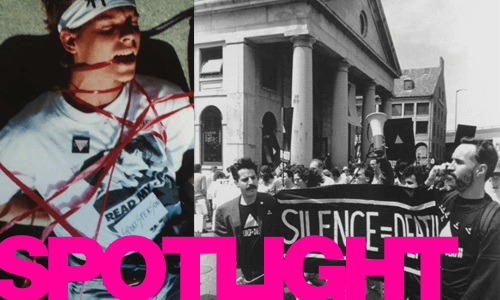 In Sickness and in Health - the AIDS Crisis and the forging of a community
