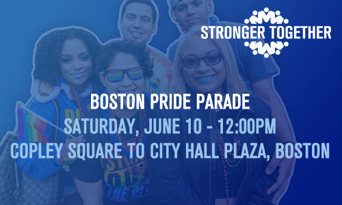Boston Pride Parade 2017