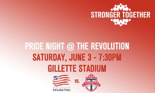 Pride Night @ The Revolution